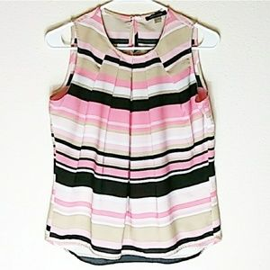 Tommy Hilfiger Multicolored Sleeveless Blouse (PM)